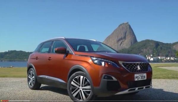 Novo Peugeot 3008 Modelo 2018 Ano 2017